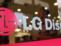 LG Display logo siedziba fabryka