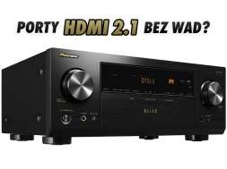 Pionner amplituner HDMI 2.1 2021