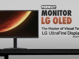 LG UltraFine OLED pro monitor