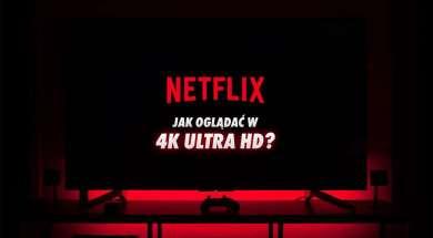 Netflix konto ustawienia 4K Ultra HD