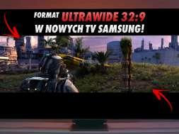 Samsung Neo QLED Ultrawide 32:9
