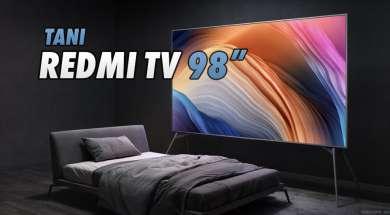 Xiaomi Redmi Smart TV Max 98″