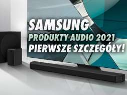 Samsung audio 2021 CES