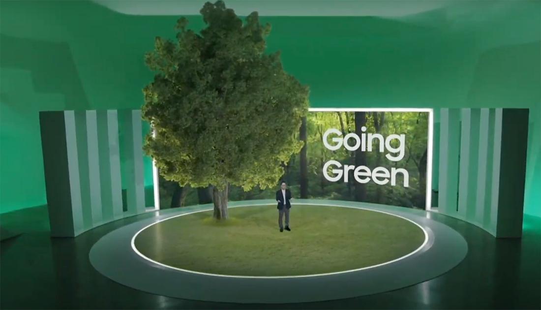 Telewizory coraz bardziej ekologiczne. Tylko zobaczcie jakie rozwiązania chce wdrożyć Samsung