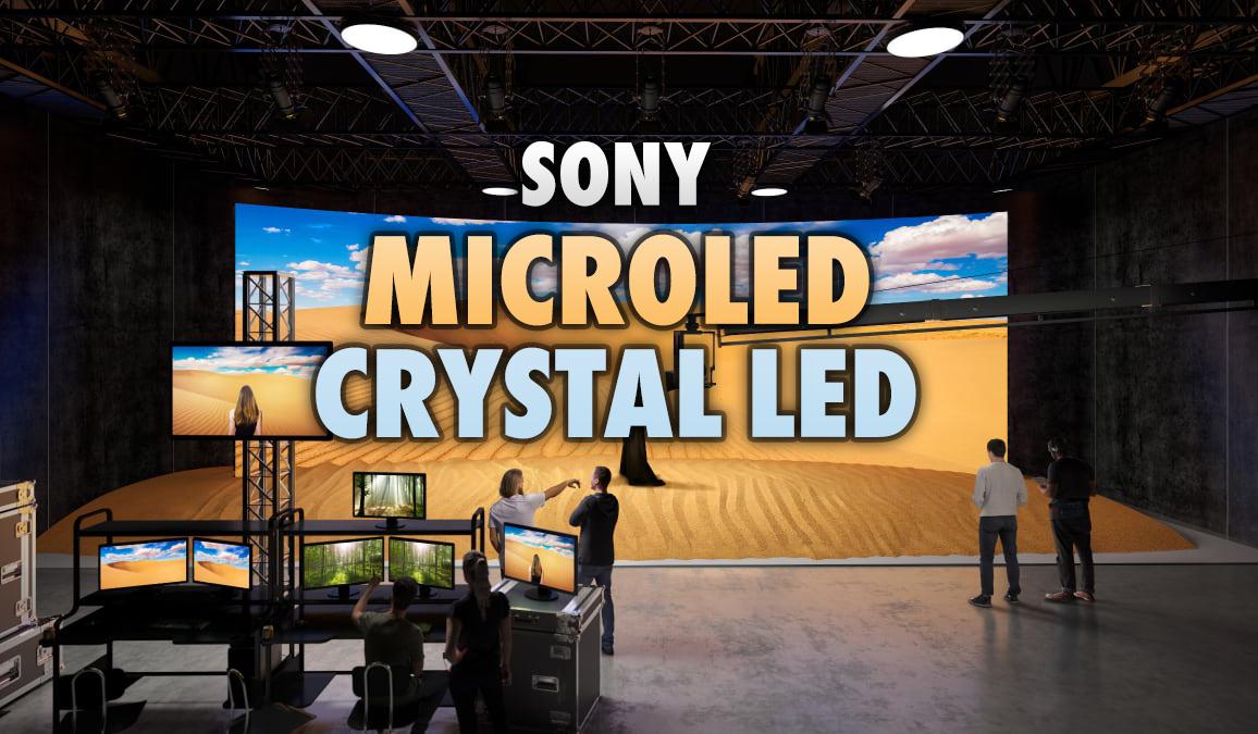 Sony odpowiada konkurencji i prezentuje dwie serie modułowych ekranów MicroLED! Co wiemy o przełomowych modelach Crystal LED?