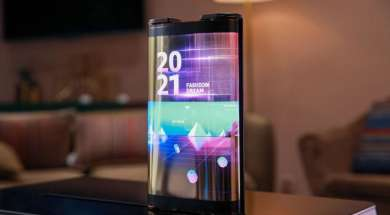 tcl elastyczny ekran OLED
