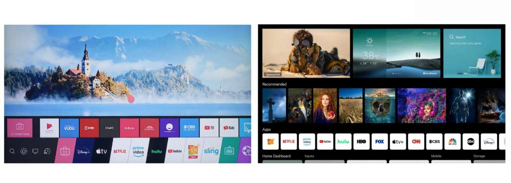 System LG webOS wkrótce na telewizorach innych producentów. Może stać się tak popularny jak Android TV?