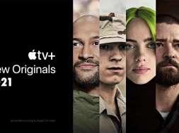 Apple TV seriale produkcje oryginalne 2021 lista okładka