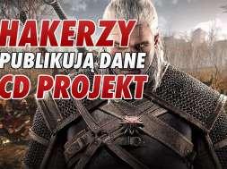 CD projekt hakerzy atak dane
