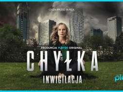 Chyłka – Inwigilacja serial Player Original okładka