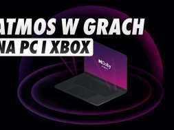 Dolby Atmos gry PC Xbox okładka