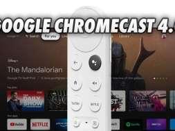 Google Chromecast 4.0 przystawka Google TV lifestyle okładka