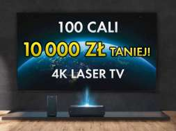 Hisense 4K LASER TV promocja