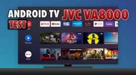 Testujemy Android TV w telewizorze 4K JVC VA8000 za małe pieniądze. Świetna baza do multimedialnej rozrywki i gier z Dolby Vision!