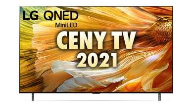 LG QNED90 MiniLED telewizor ceny