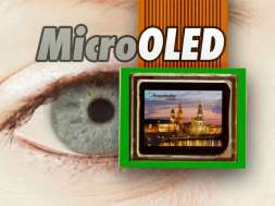 MicroOLED ekran