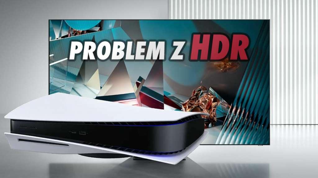 Telewizory Samsung i PS5: HDR nie działa poprawnie w trybie 4K120. Sony wyda aktualizację, która wyeliminuje błąd