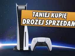 PS5 konsola Sony