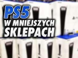 PS5 konsole sklep okładka