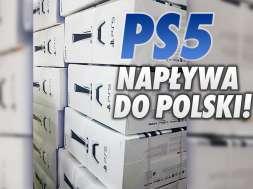 PS5 maniak dostawa Polska sklep okładka