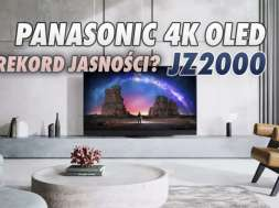 Panasonic OLED JZ2000 telewizor jansość panel ekran okładka