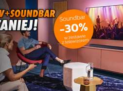 Philips promocja TV soundbar Media Expert okładka
