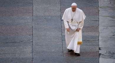 Player papież Franciszek dokument