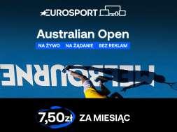 Promocja Eurosport Australian Open