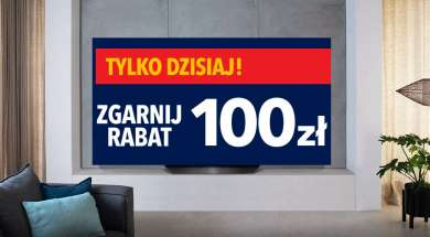 Promocja euro 100 zł rabatu
