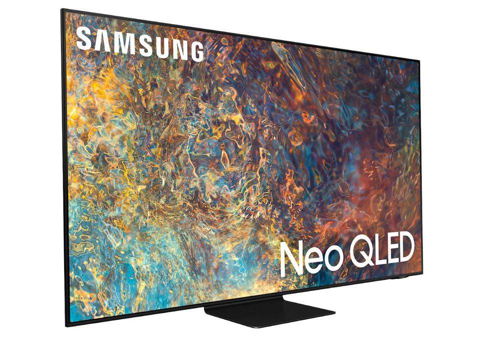 Samsung Neo QLED QN90A - jest pierwsza recenzja flagowego telewizora 4K na 2021 rok! Czy MiniLED to rewolucja?