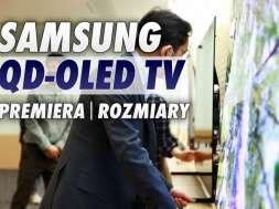 Samsung QD-OLED telewizor okładka