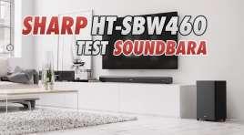 Testujemy niedrogi model soundbar Sharp HT-SBW460. Doskonałe rozwiązanie na słaby dźwięk w telewizorze!