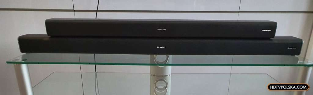 Soundbar Sharp HT-SBW460 kontra Sharp HT-SBW800 1