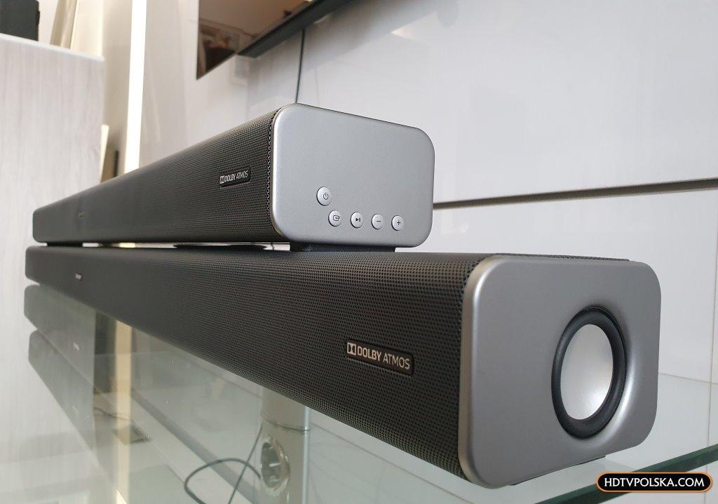 Soundbar Sharp HT-SBW460 kontra Sharp HT-SBW800 2