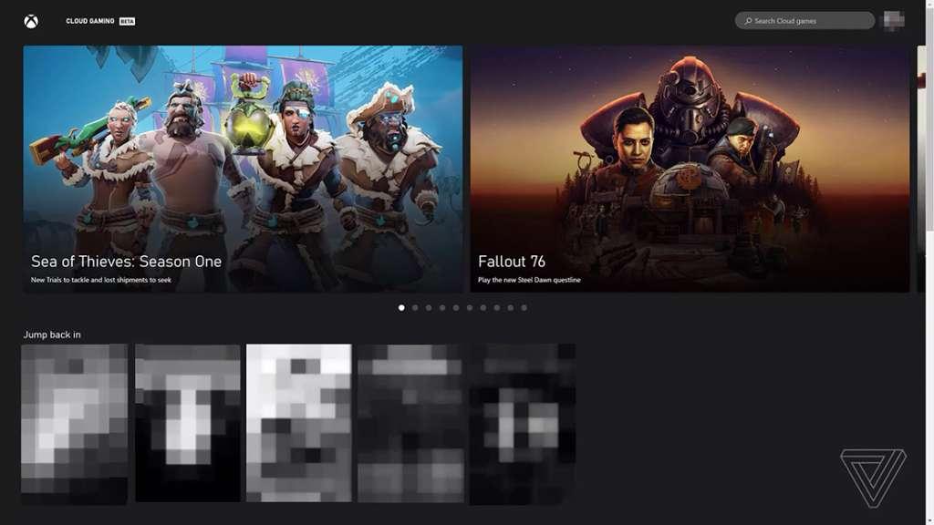 Tak będzie wyglądać przeglądarkowa wersja Xbox Cloud na Windows i macOS! Zagrają też posiadacze iPhone'ów i iPadów