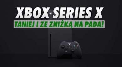 Xbox Series X konsol promocja