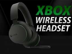 Xbox Wireless Headset lifestyle okładka
