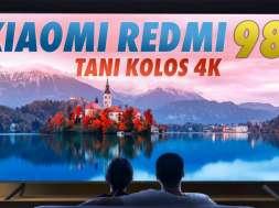 Xiaomi Redmi Smart TV Max 98 lifestyle okładka