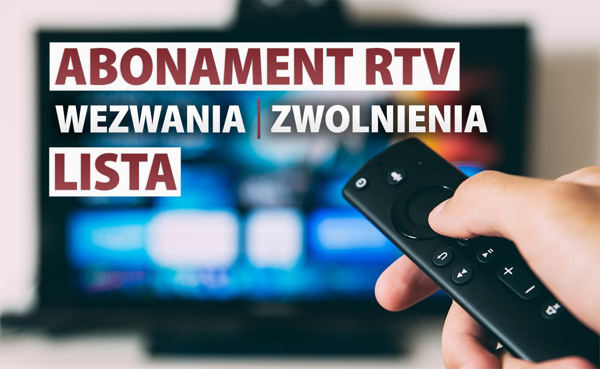 Czy trzeba płacić abonament RTV? Lista osób zwolnionych z tego obowiązku jest długa – możesz na niej być! Ich kontrole i komornik nie dotyczą