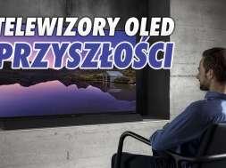 telewizory OLED Panasonic przyszłość