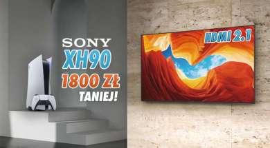 xh90 promocja telewizor okładka