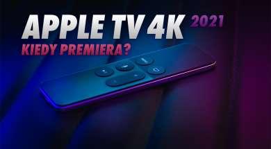 Apple TV 4K 2021 przystawka premiera okładka