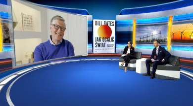 Bill Gates TVN24 GO