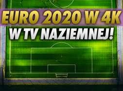Euro 2020 4K telewizja naziemna okładka