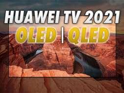 Huawei Smart Screen telewizory OLED QLED okładka