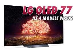 LG OLED B1 77 cali telewizor okładka