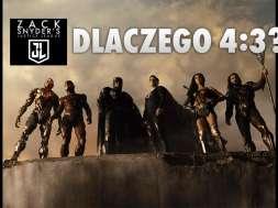 Liga Sprawiedliwości Zacka Snydera format 4 3 okładka_