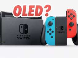 Nintendo Switch konsola ekran 4K OLED okładka