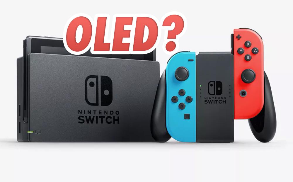 Ekran OLED od Samsunga w nowej wersji konsoli Nintendo Switch (Pro?). Mamy kolejne szczegóły!