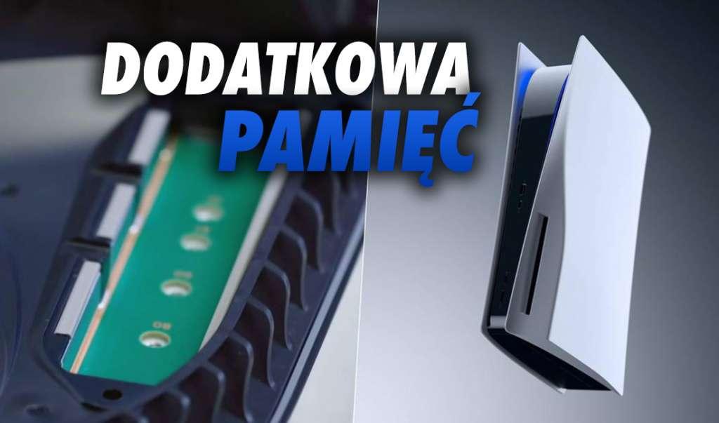 Nadchodzi ratunek dla posiadaczy PS5. Sony wreszcie udostępni dodatkowy port na pamięć SSD!